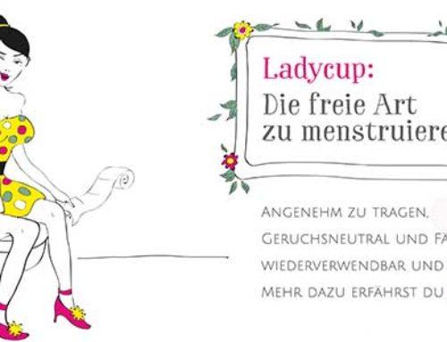 Alternative Monatshygiene für moderne Frauen.