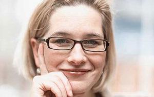 Porträt von Nicole Regli-Freivogel