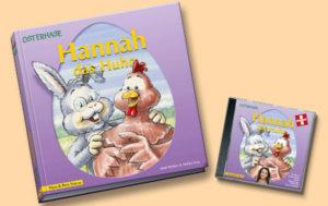 Buch und CD «Hannah das Huhn» von Sämi Weber.